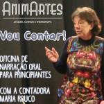 Oficina de narração oral com Maria Rouco